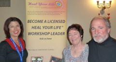 Hay House Heal Your Life Workshop Leaders with Cheryl Hodgson